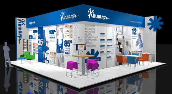 Exhibition Stand Design Case Studies : Exhibition stand design gallery