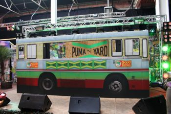 PUMA YARD - Good Times Zion Bus Norman Jay by ARIS Design
