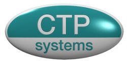 CTP Systems Logo - Designed by Aris Design